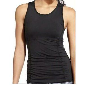 ATHLETA Stealth Racerback SCULPTEK Tank Top xs